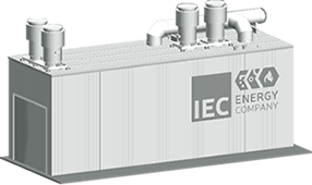Кожух для здания IEC Energy Enclosure
